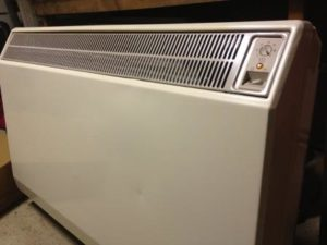 Old electric storage heaters can be replaced with a storage heater grant