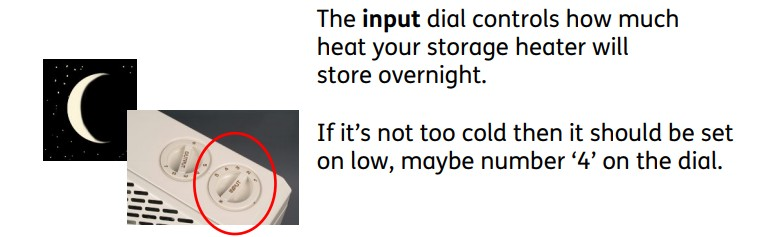 How to use storage heaters 6
