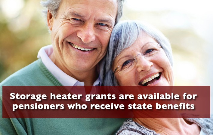 Storage Heater Grants for Pensioners