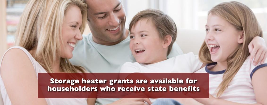 Storage Heater Grants Hertfordshire